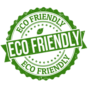 Eco-friendly printers that use recycled and sustainable papers, energy-efficient machinery and even green website hosting.