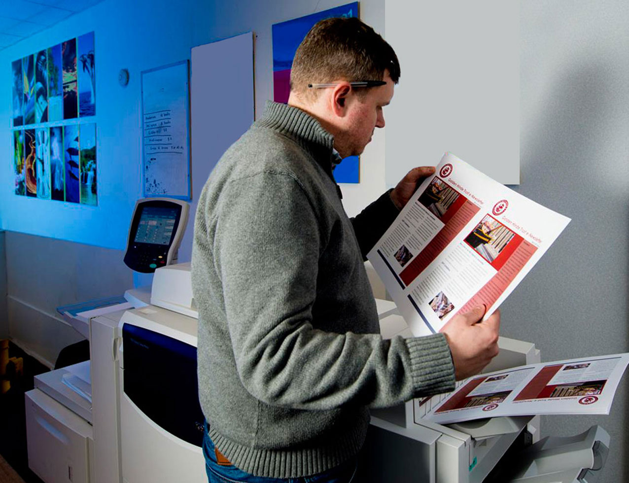 Digital print services for excellent quality, vibrant colours, affordable prices and fast turnarounds.