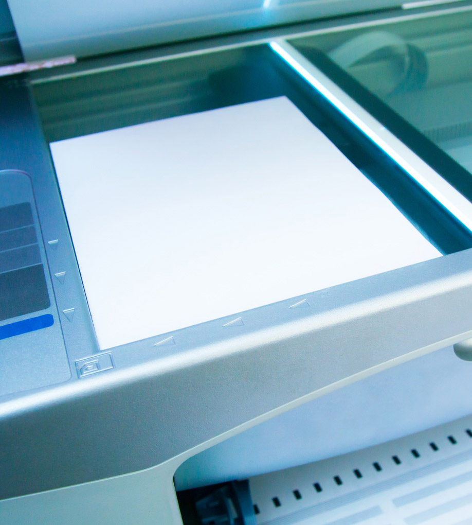 Photocopying service in colour or black & white, available as single or double-sided (duplex). We also offer scanning and colour output including A4, A3 & oversize A3 sizes.