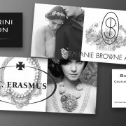 Digital & thermographic printing for Barberini Fashion