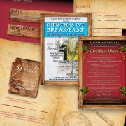 Blackfriars Wine Bar design & printing