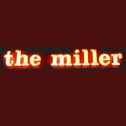 Posters printed for The Miller, London SE1