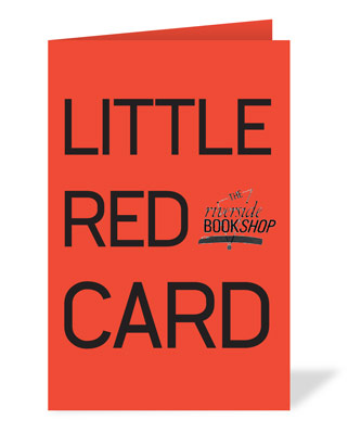 The Little Red Card, printed by Southside Print, London Bridge, SE1