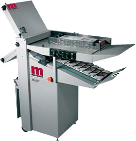 Matrix Morgana Major Folding machine