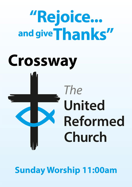 A1 Poster for The United Reformed Church