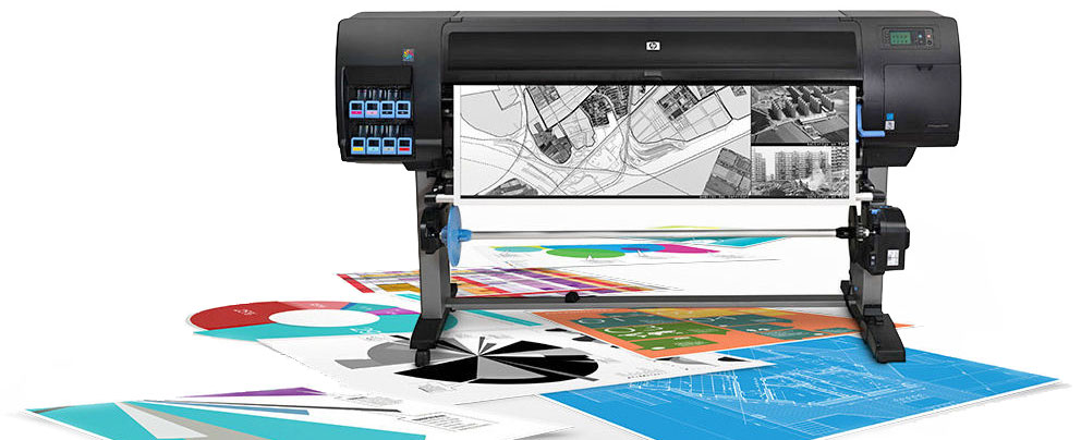HP Z6200 Large Format Printer