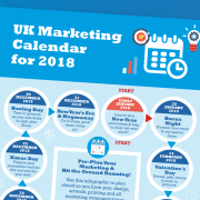 Your Free UK Marketing Calendar for 2018