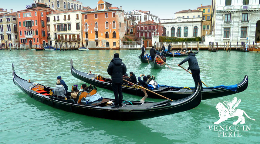 Printing for Venice in Peril Fund