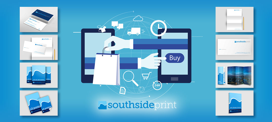 Click & Collect printing in London SE1