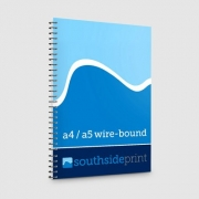 Wire-O bound brochures