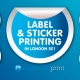 Label & sticker printers in London SE1