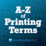 A-Z of printing terms