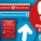 COVID-19 safety signs, posters & display graphics for workplaces