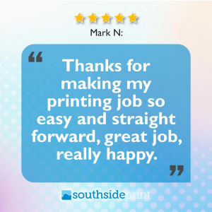 5 Star Google review by Mark N.